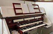 Organ at the Christian Science Church, Greenwich CT