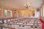 Auditorium of Hartford Christian Science Church