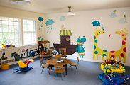 Children's Room at the Darien Christian Science Church
