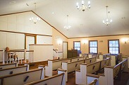 Auditorium of the Southbury Christian Science Church