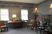 Our Library at the Middletown Christian Science Church Reading Room