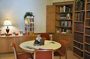 Reading Room of the New Canaan Christian Science Church