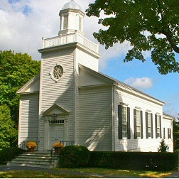 A Christian Science Church in Connecticut