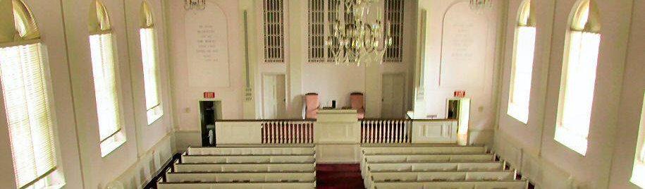 Greenwich Christian Science Church Auditorium