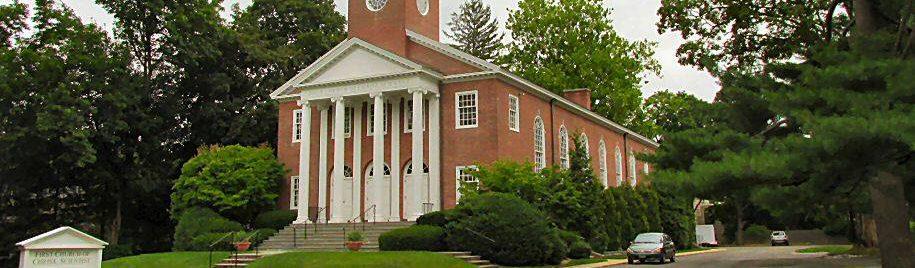 Greenwich Christian Science Church Exterior