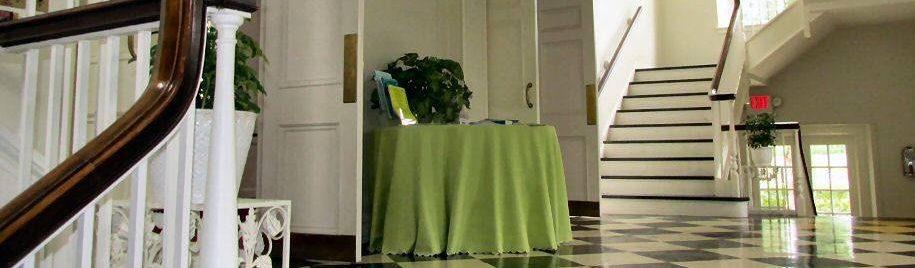 Greenwich Christian Science Church Foyer